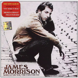 Cd James Morrison Songs For You  Truths For Me [import] Novo